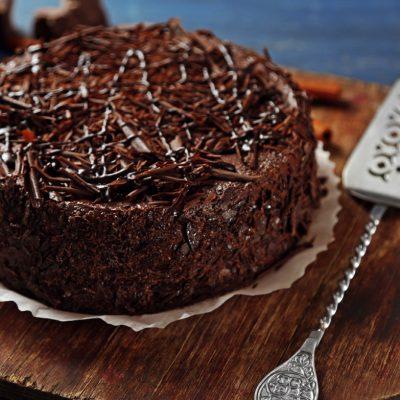 Šokolādes kūka, Recepte
