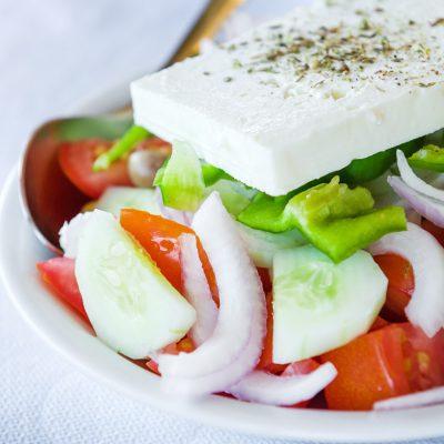 Grieķu salāti, gatavosim.lv, receptes