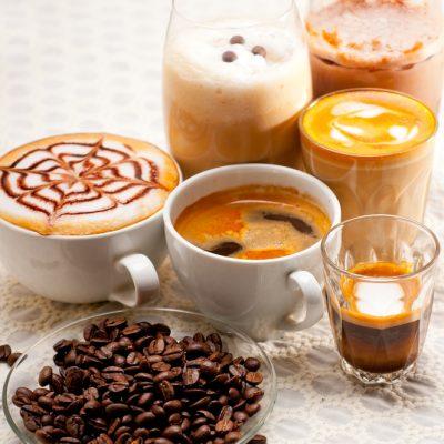 Iecienītākie kafijas veidi
