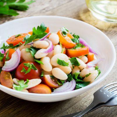 Pupiņu salāti, gatavosim.lv, receptes