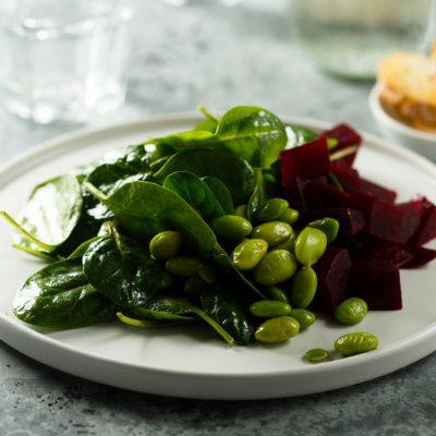 Zaļie salāti, gatavosim.lv, receptes