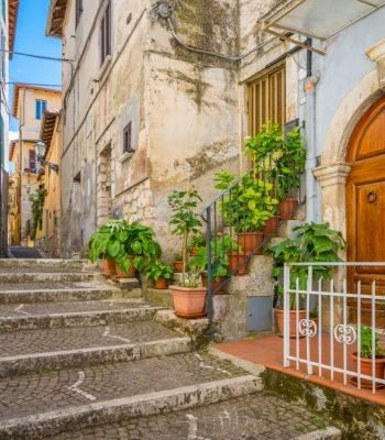 Itālija Lazio Fiuggi