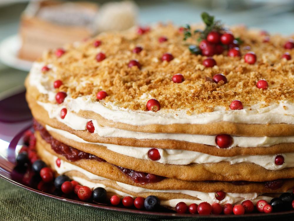 Klasiskā medus kūka